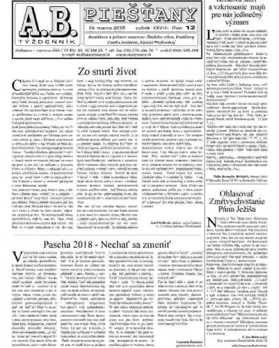 AB Piešťany 12