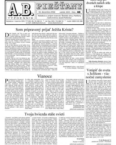 AB Piešťany č. 48
