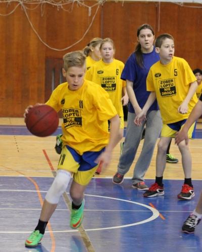 Piešťanská basketbalová liga – 3. kolo