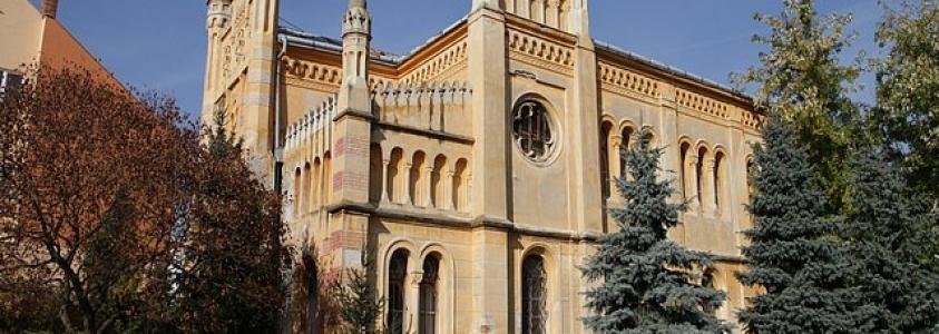 Vrbovská Synagóga