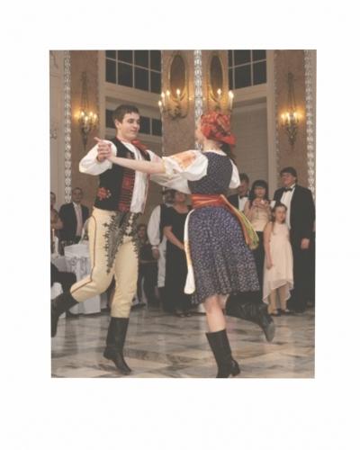 Fašiangový  ples  SVET FILMU.