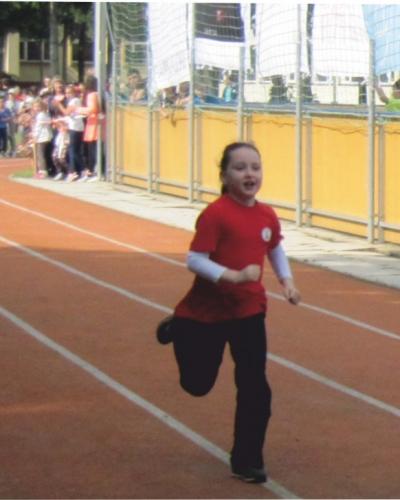 """Atletické preteky """"O MORAVIANSKU VENUŠU"""""""