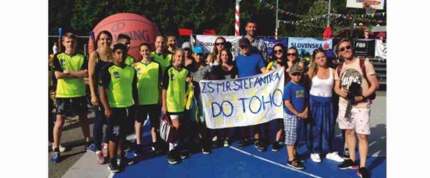 Finálová prehra našich basketbalistov