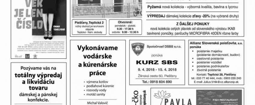 AB Piešťany č 9